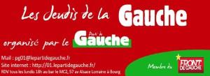 JEUDIS DE LA GAUCHE