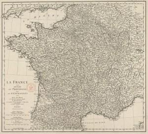 661px-Carte_de_la_France_divisée_en_provinces_et_en_généralités_(Jean-Baptiste_Bourguignon_d'Anville,_1774)_2