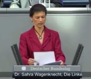 Politique allemande dénoncée